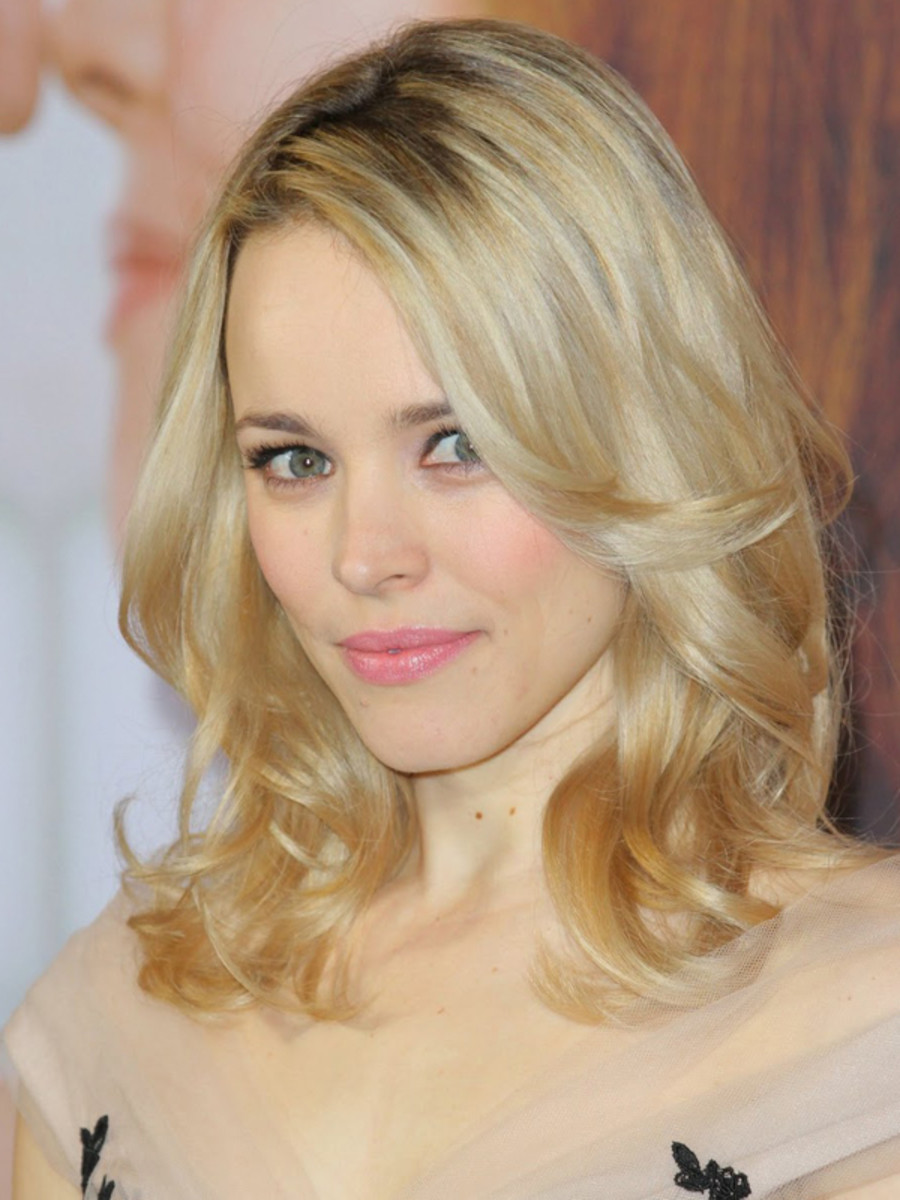 Rachel McAdams - The Vow photocall 2012
