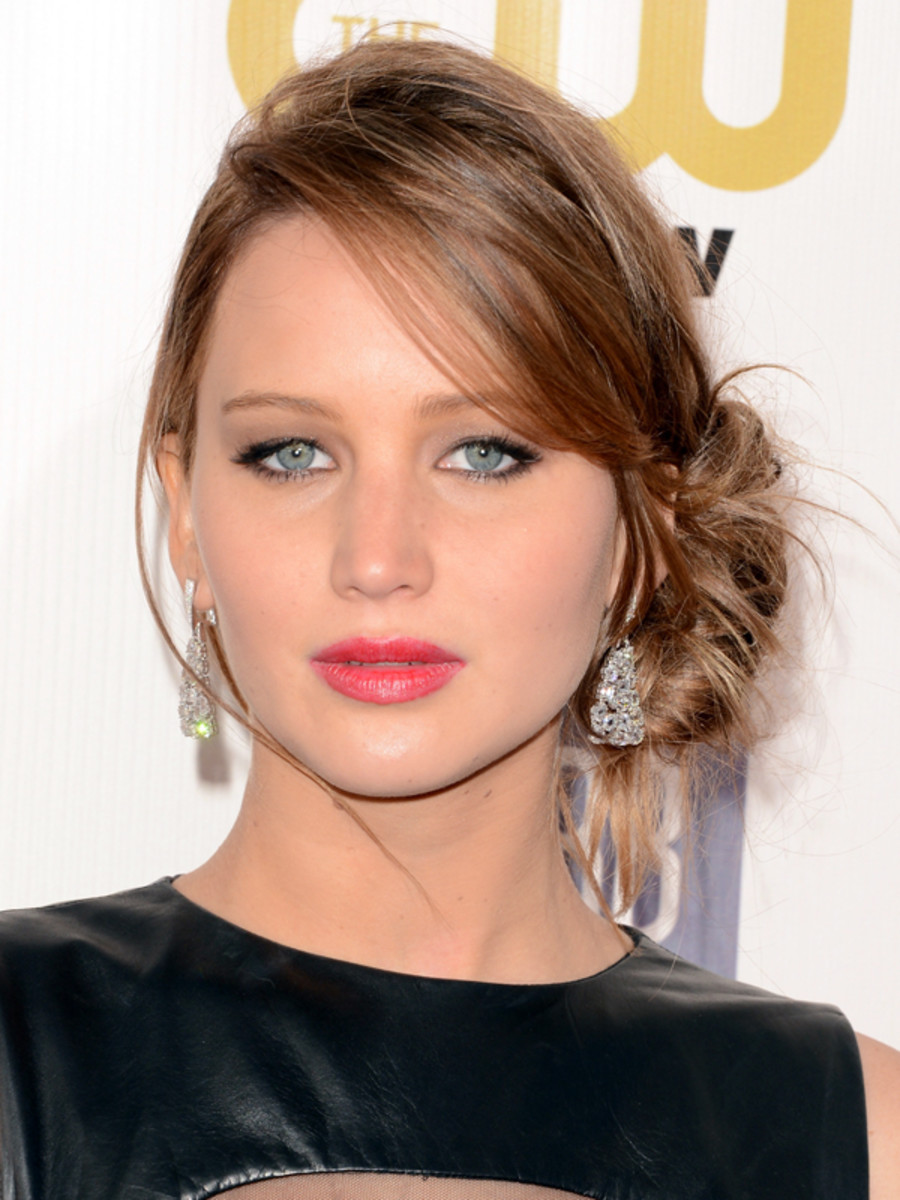Jennifer Lawrence - Critics Choice Awards 2013
