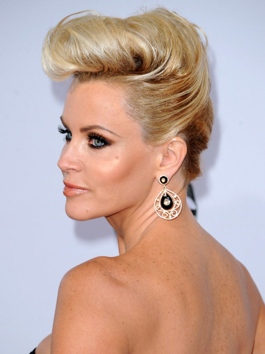 Jenny McCarthy - American Music Awards 2012