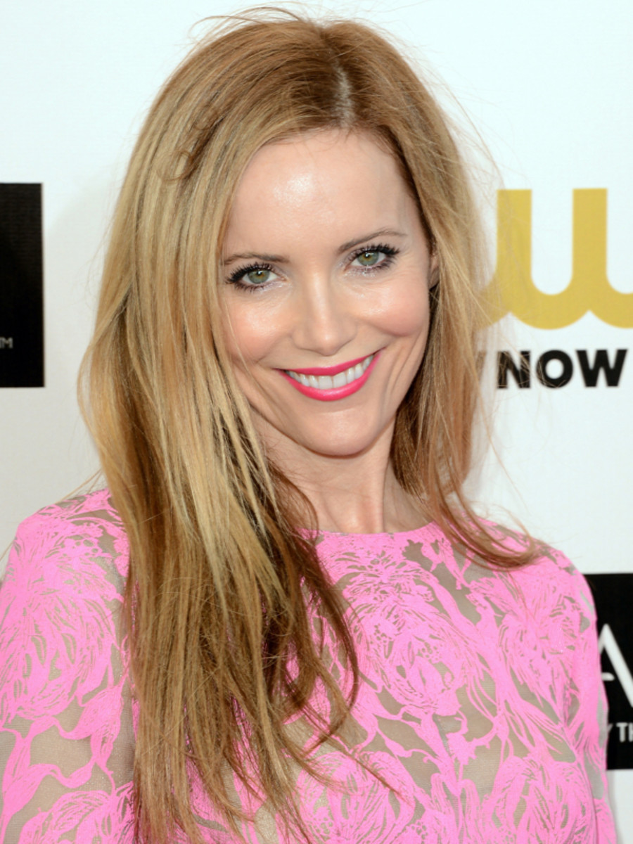 Leslie Mann - Critics Choice Awards 2013