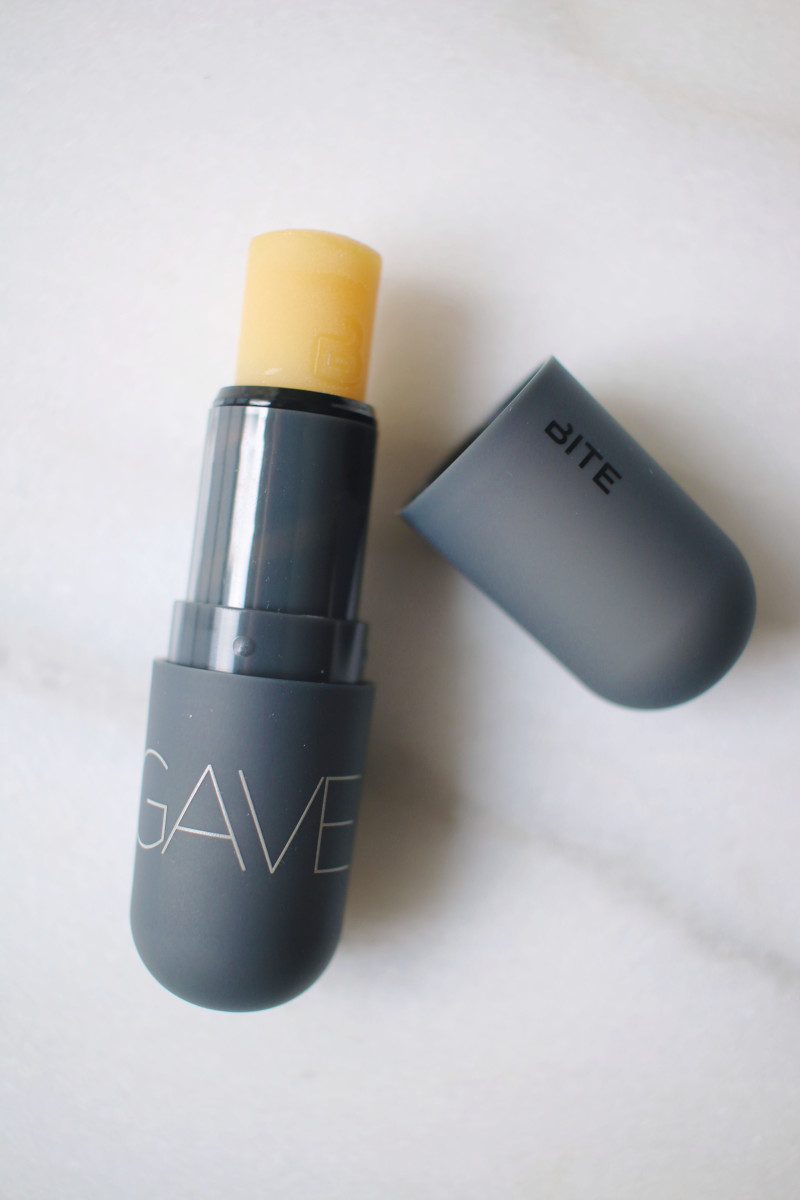 Bite Beauty Agave Lip Balm.