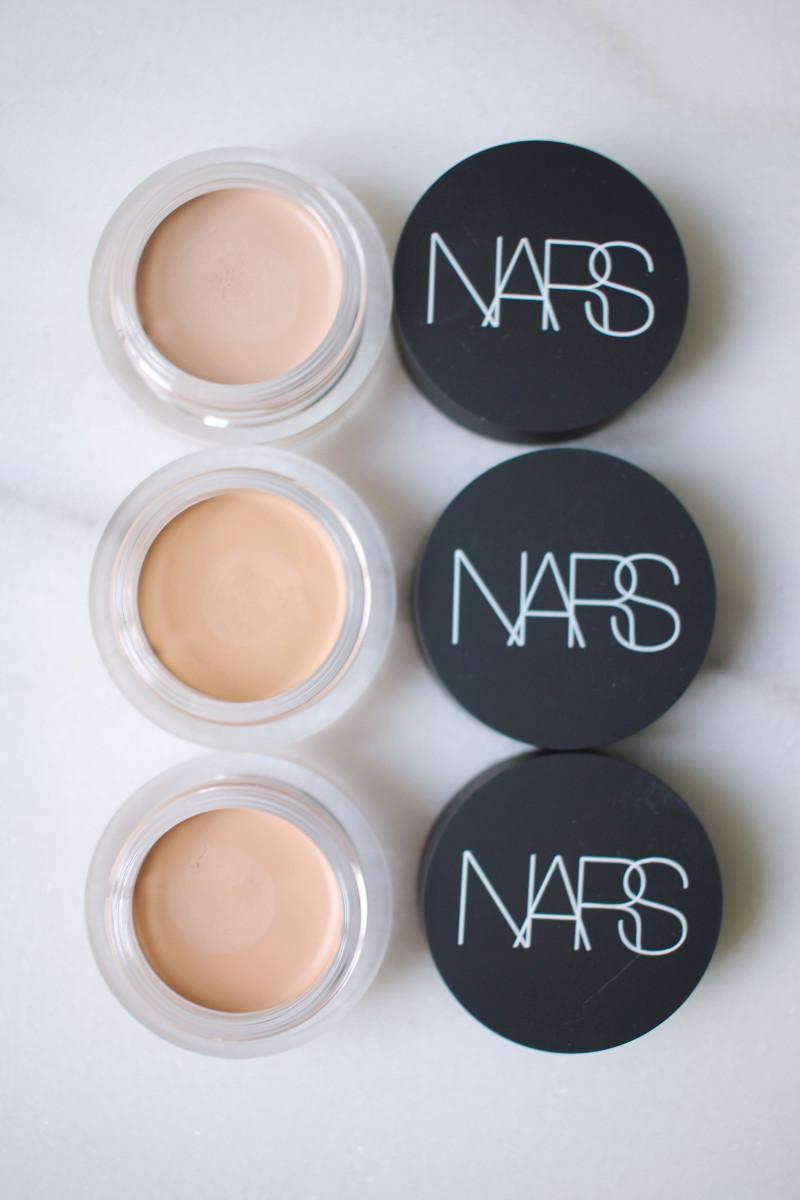 NARS Soft Matte Complete Concealers.