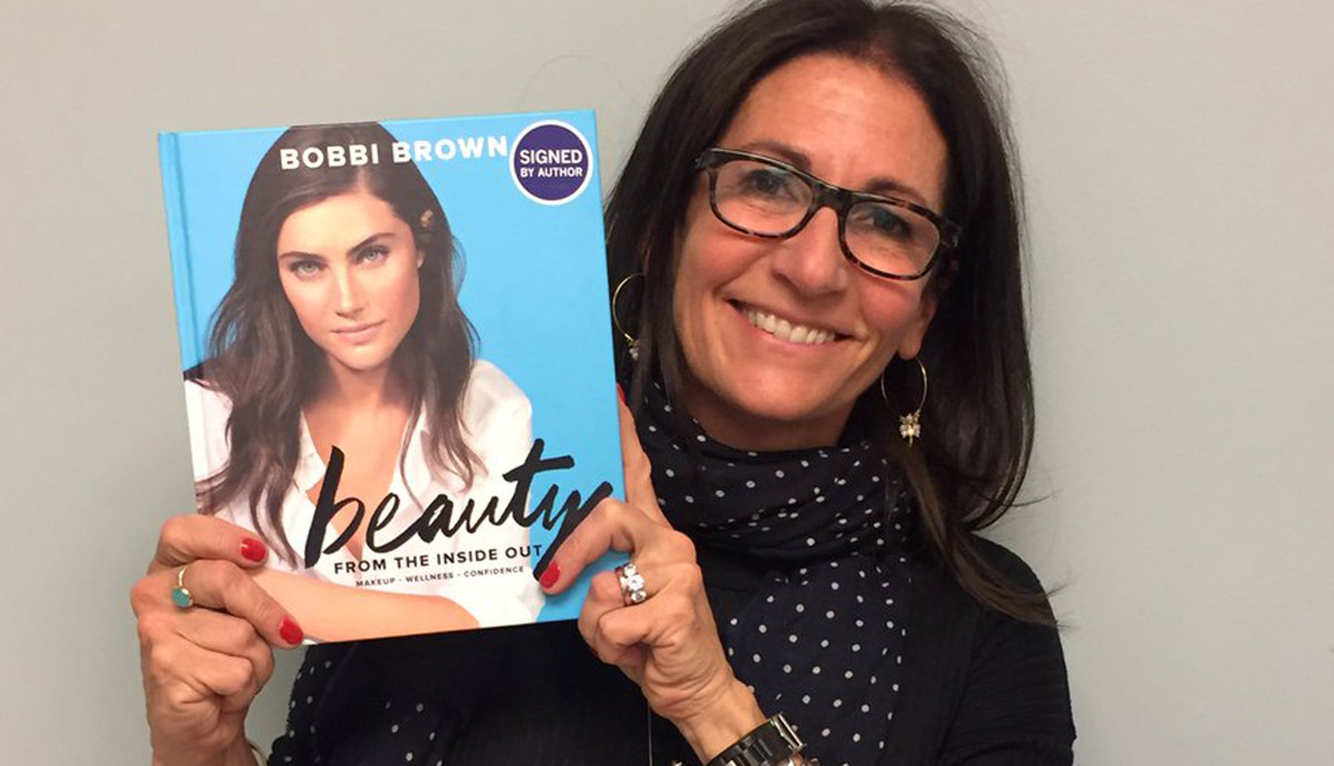 Bobbi Brown On Her Beauty Routine