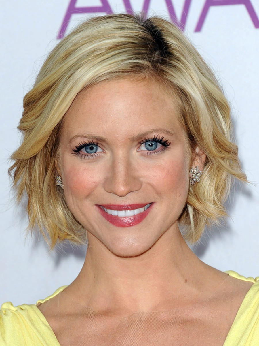 Brittany Snow - People's Choice Awards 2013