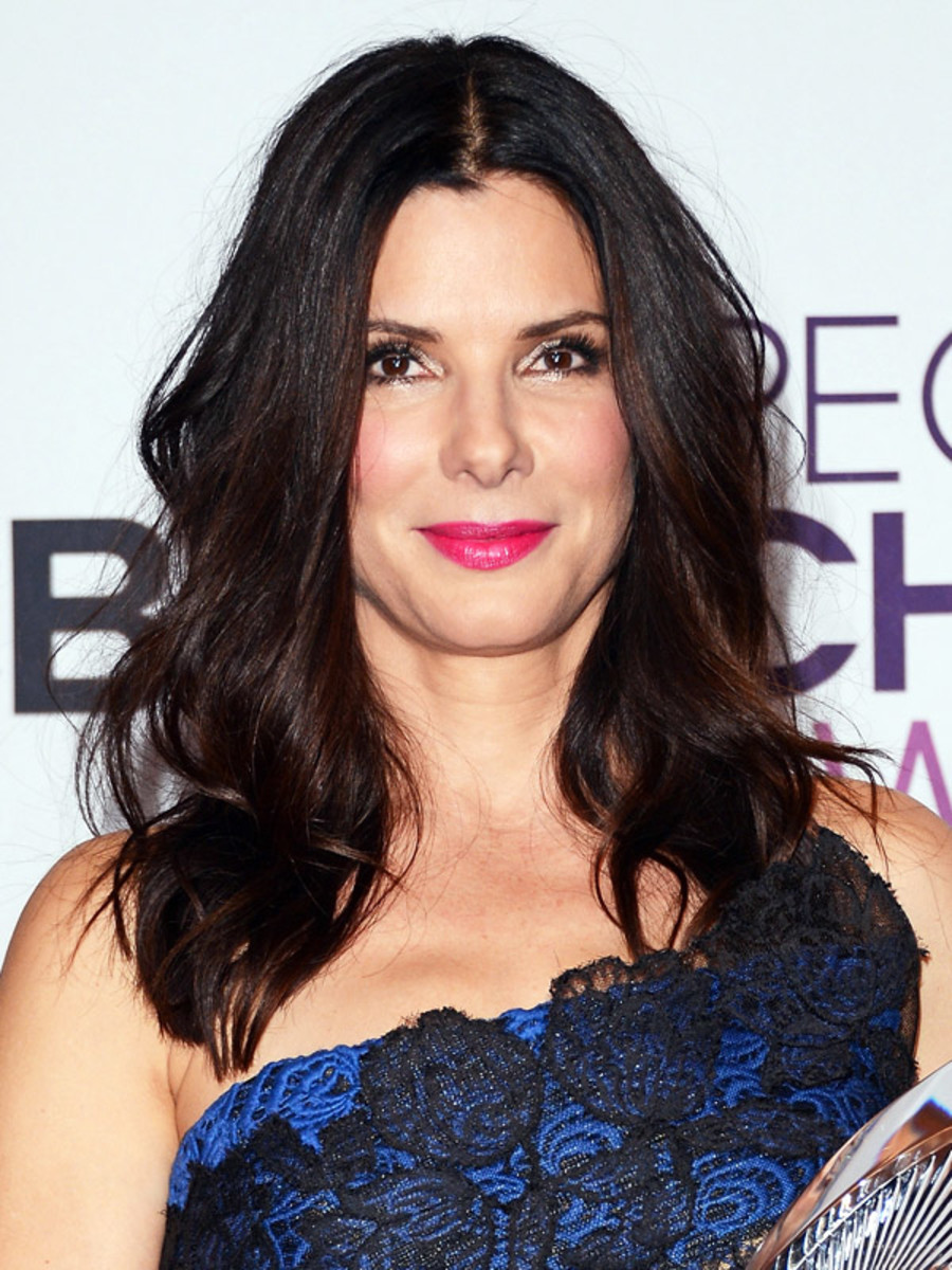 Sandra Bullock - People's Choice Awards 2013