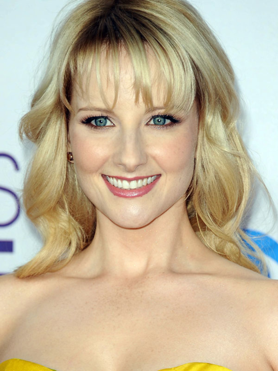 Melissa Rauch - People's Choice Awards 2013