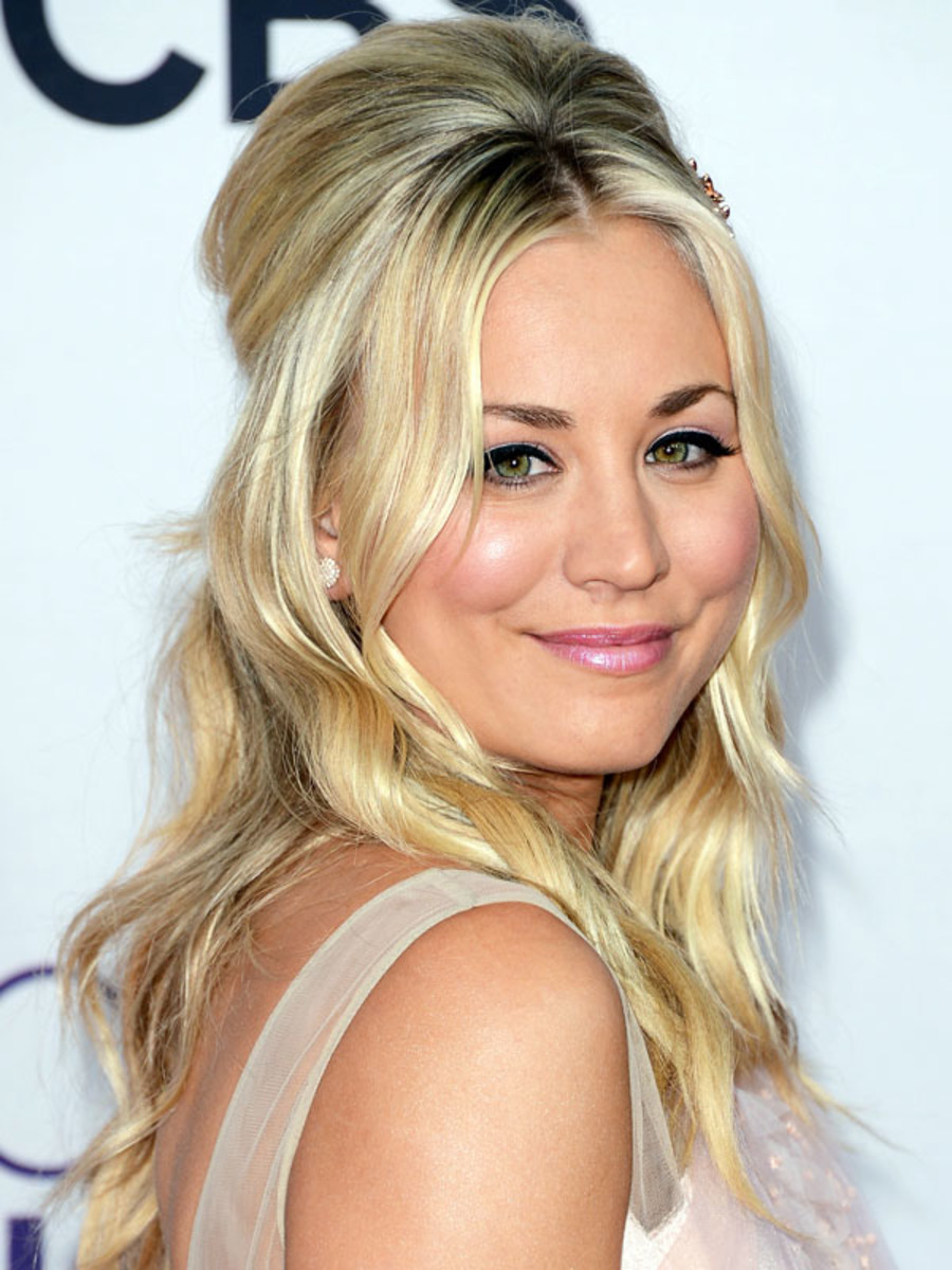 Kaley Cuoco - People's Choice Awards 2013
