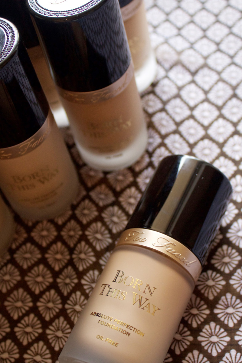 Too Faced Born This Way Foundation Worth The Hype The Skincare Edit