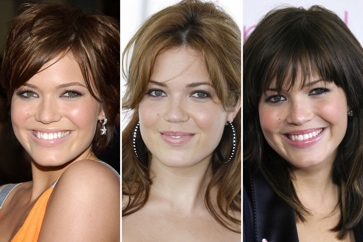 Mandy Moore Hair: Her Best Hairstyles from 1999 Until Now - The ...