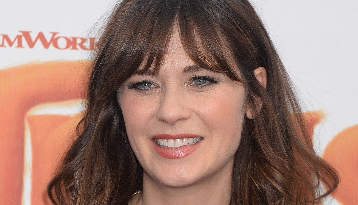 Zooey Deschanel Before And After The Skincare Edit