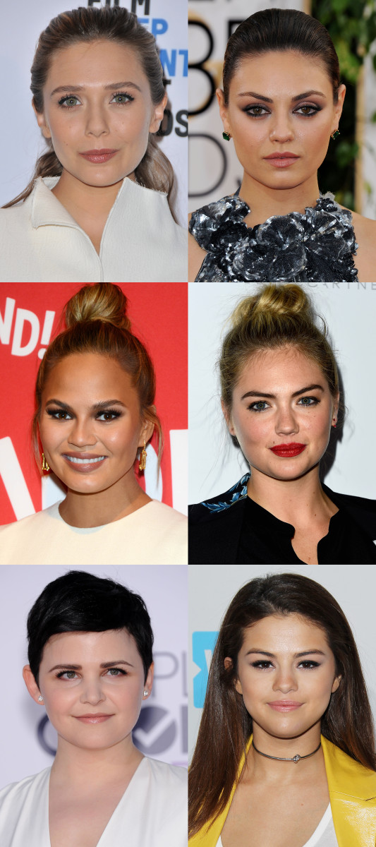 Most Attractive Face Shape Female 2020 is Round Face Shape Attractive!