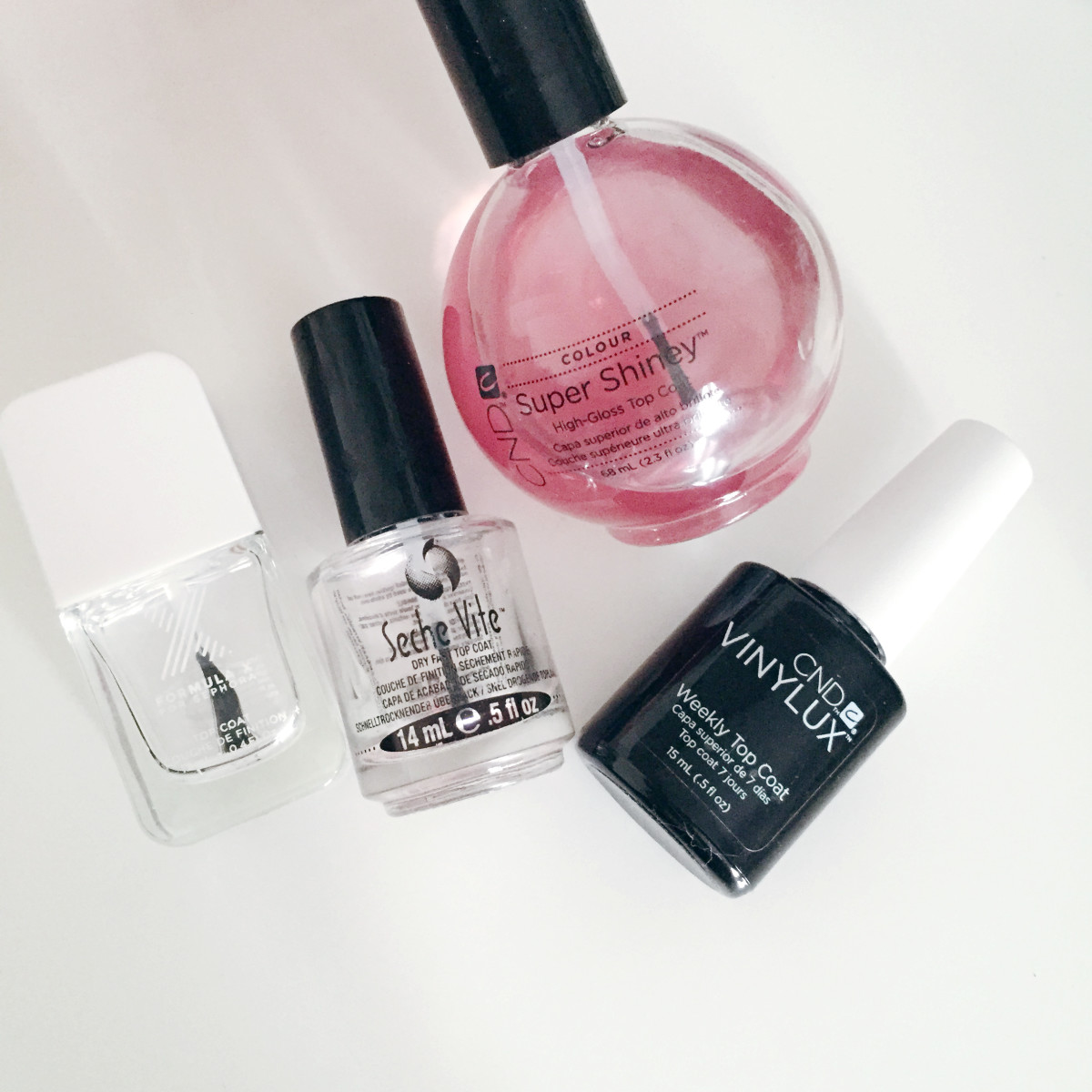 The Best Top Coats And Base Coats I Ve Ever Tried The