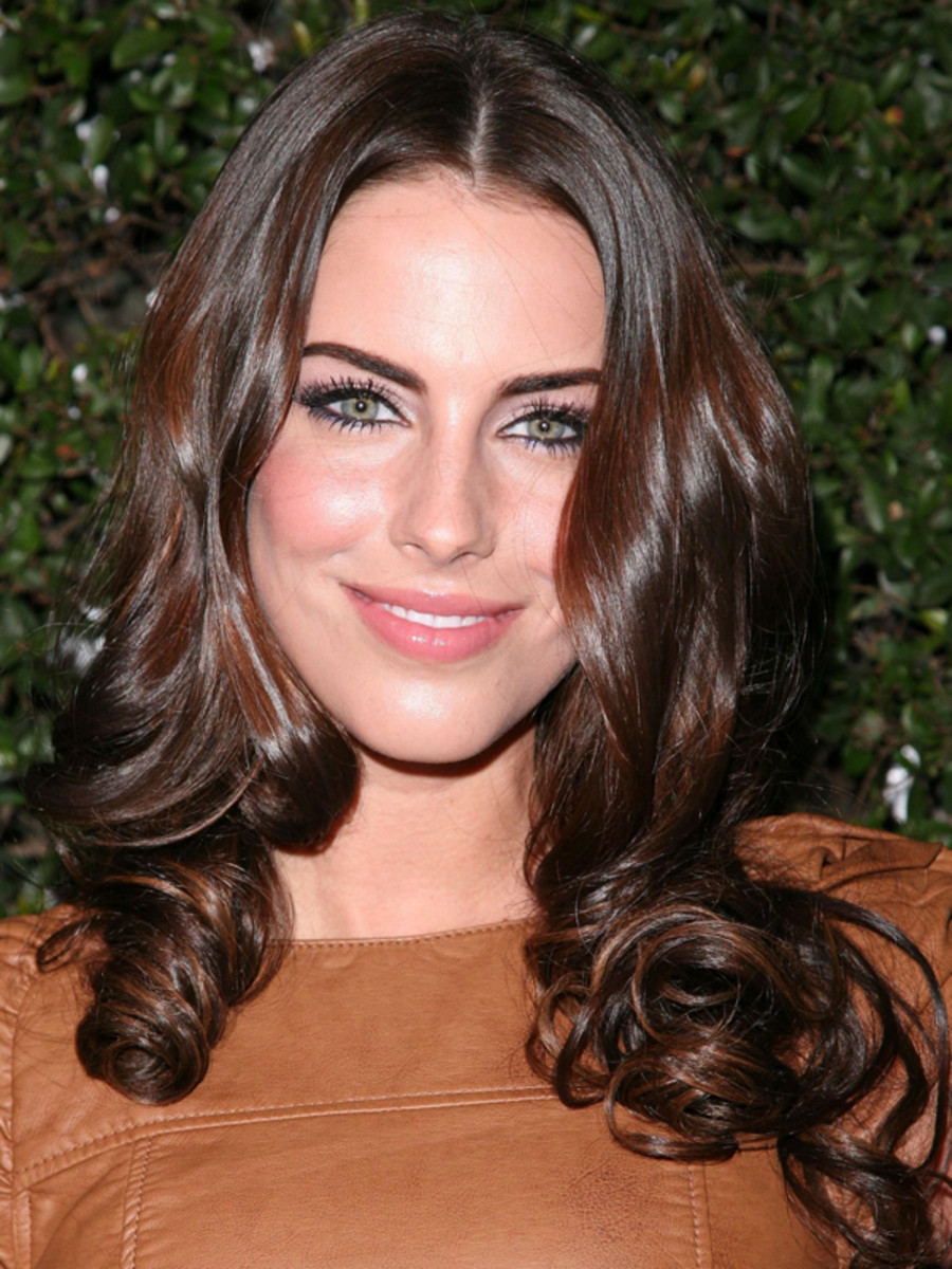 2019 year for girls- Conrad Lauren brown hair pictures