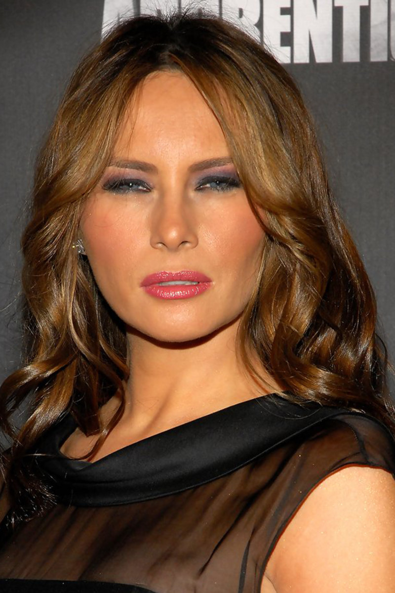 Image result for picture of melania squinting