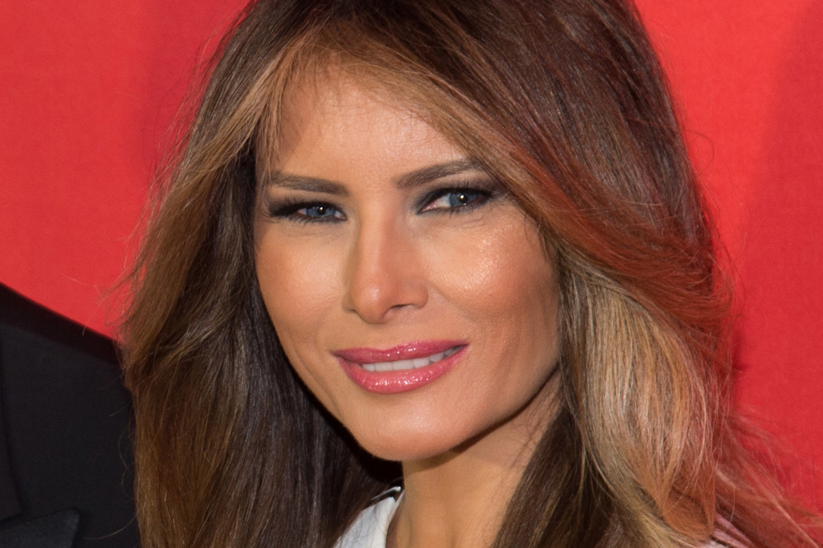 Melania Trump, Before and After - The Skincare Edit