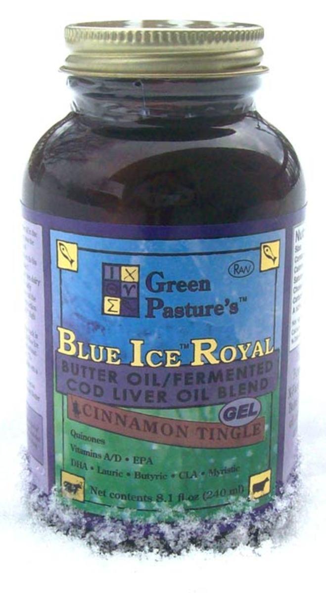 cod liver oil and zinc cream
