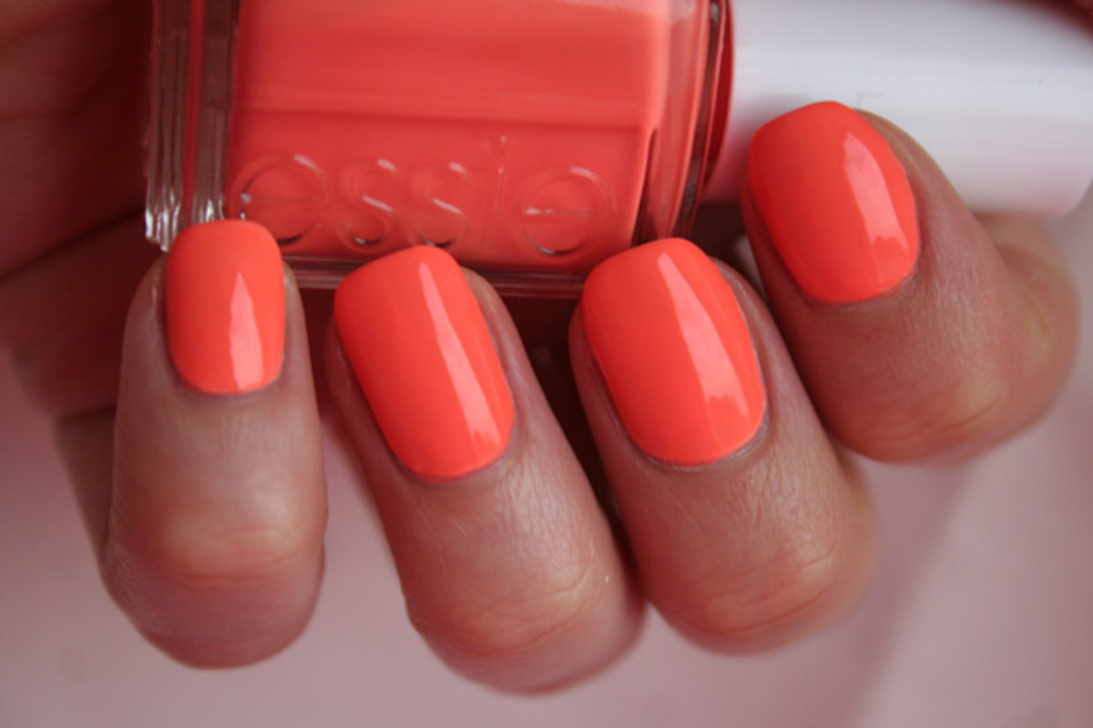 The Best Neon Nail Polishes of Summer 2014 - The Skincare Edit