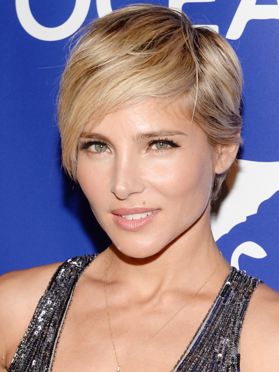 Elsa Pataky Has The Best Short Haircut I Ve Ever Seen The Skincare Edit