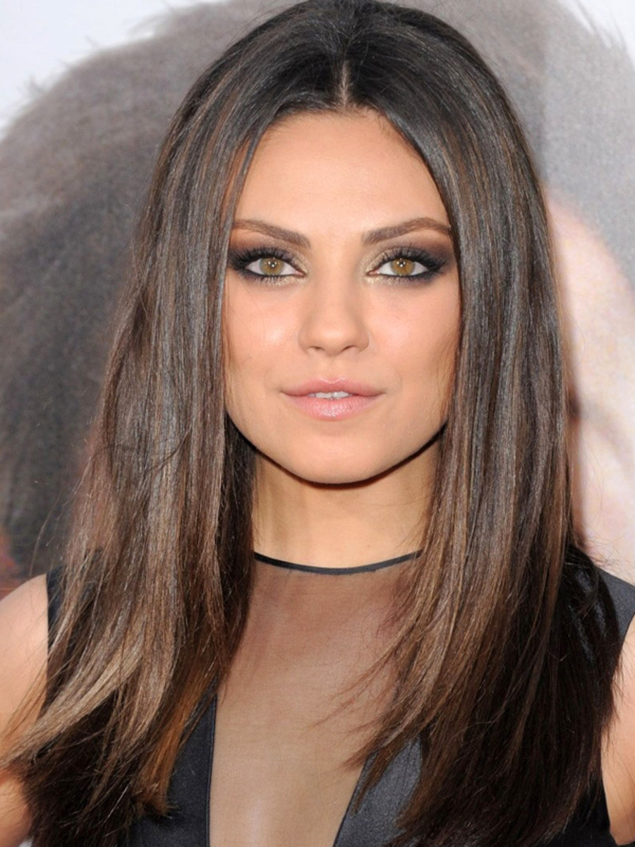 How To Add Highlights To Dark Brown Hair At Home The