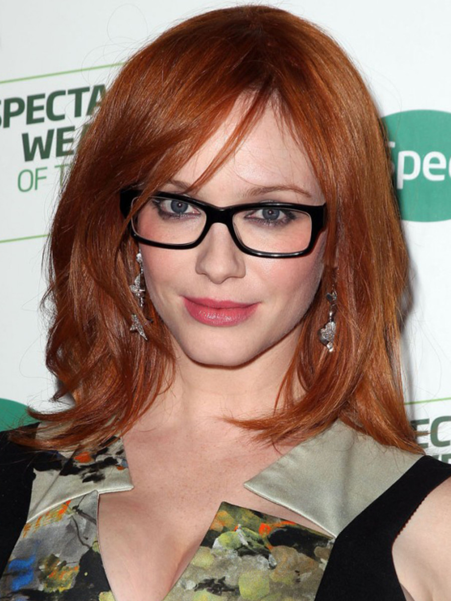The Best Hairstyles To Wear With Glasses The Skincare Edit