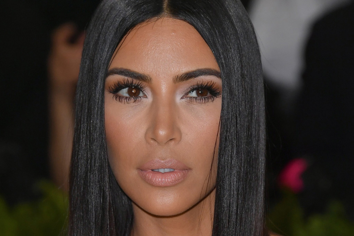 Kim Kardashian, Before and After - The Skincare Edit