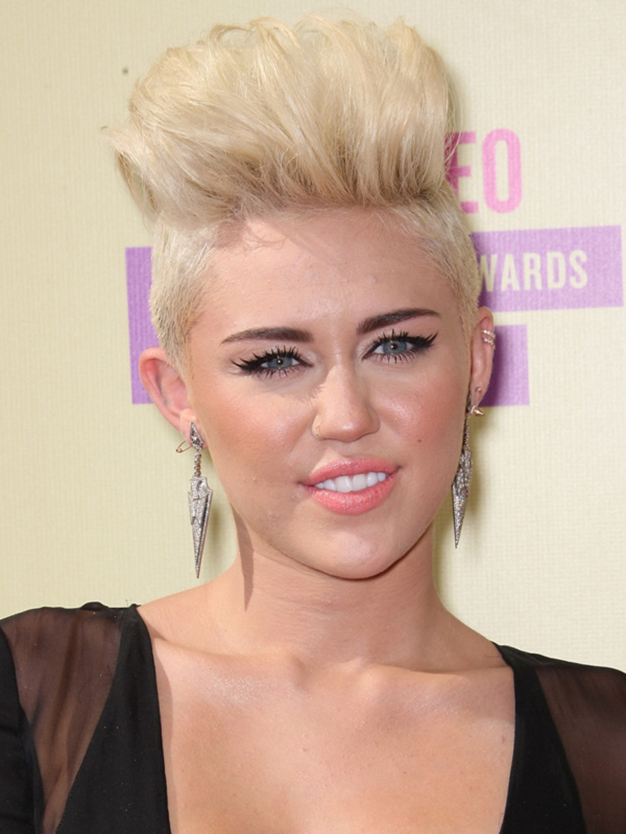 Miley Cyrus - MTV Video Music Awards 2012