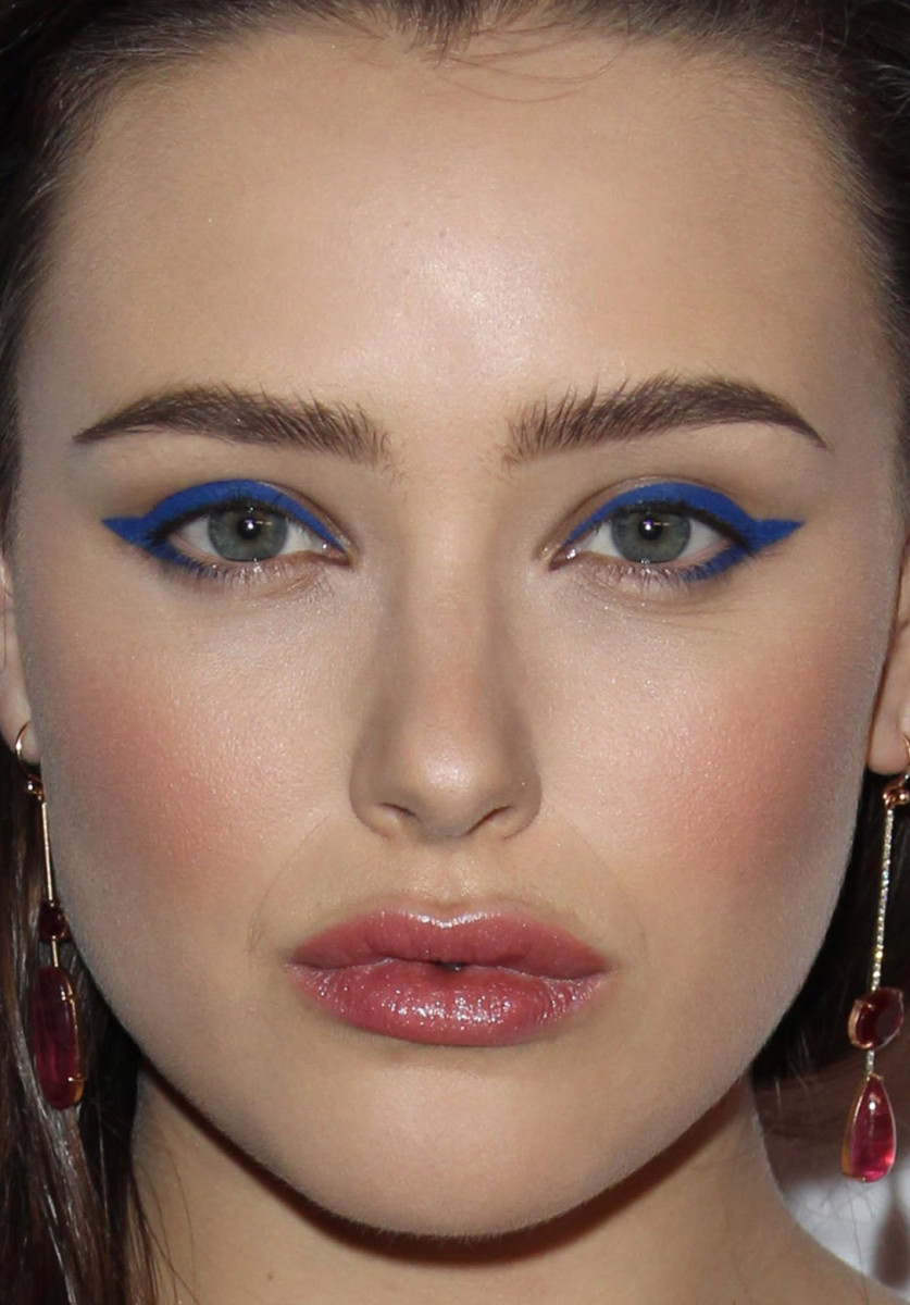 Close Up Of Katherine Langford At Marie Claire S 2018 Fresh Faces Event