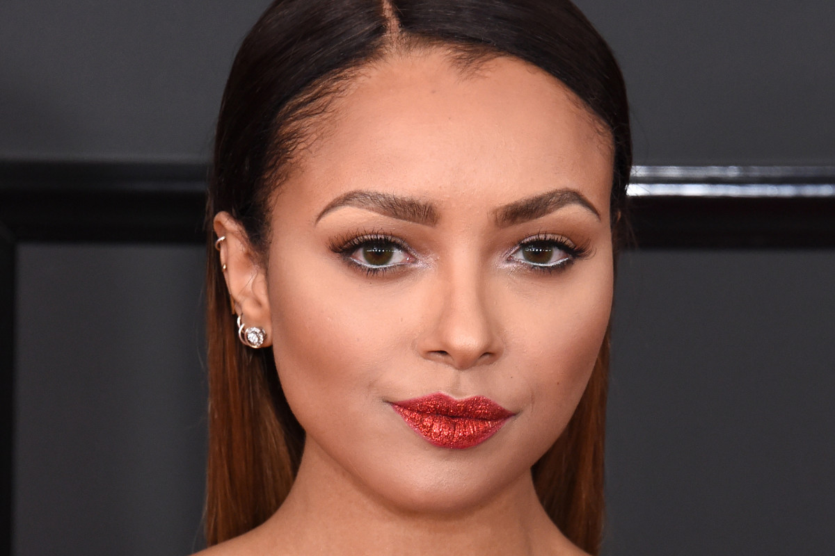Kat Graham Before And After The Skincare Edit