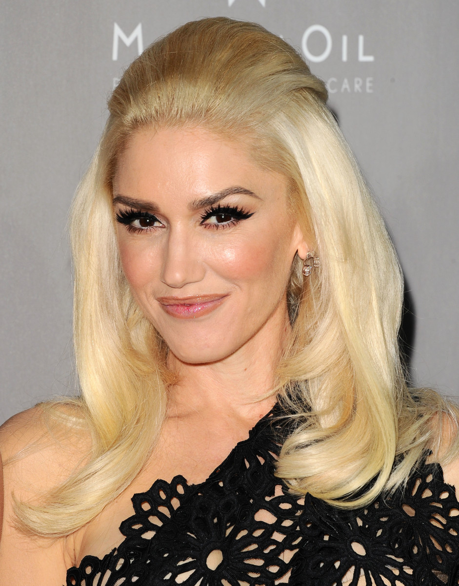 Gwen Stefani Before And After The Skincare Edit