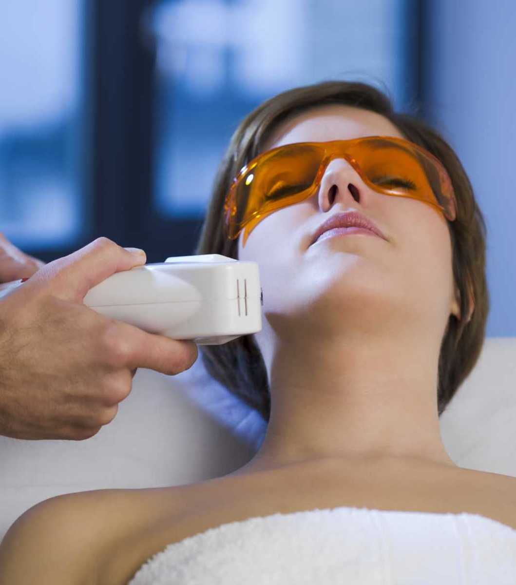 What It's Like to Get an IPL Treatment for Skin Pigmentation - The