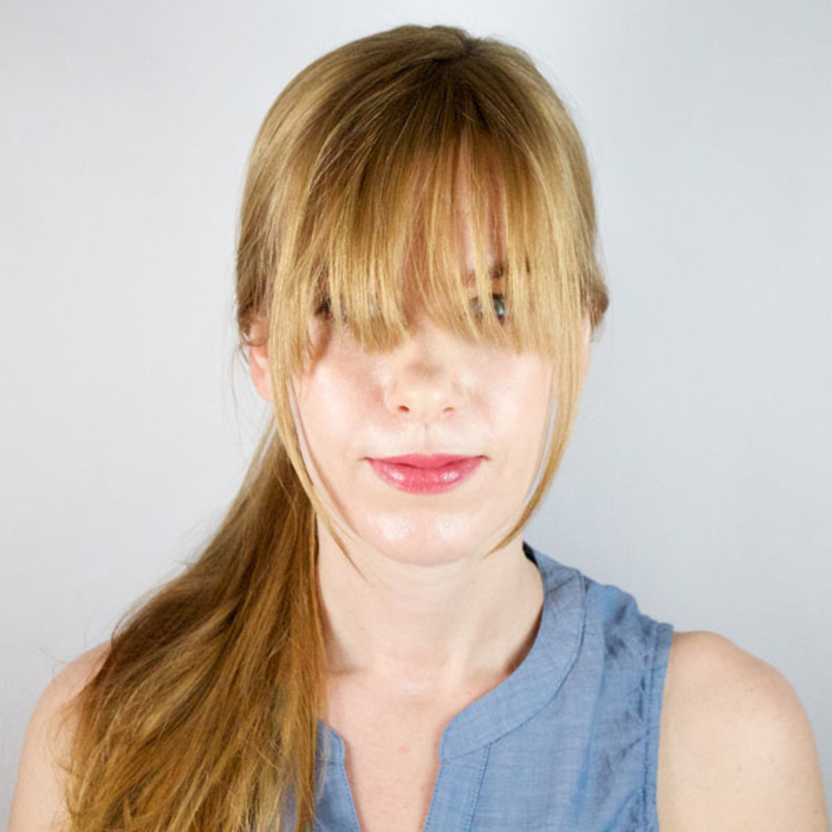 How To Get Long Bangs Out Of Your Face The Skincare Edit