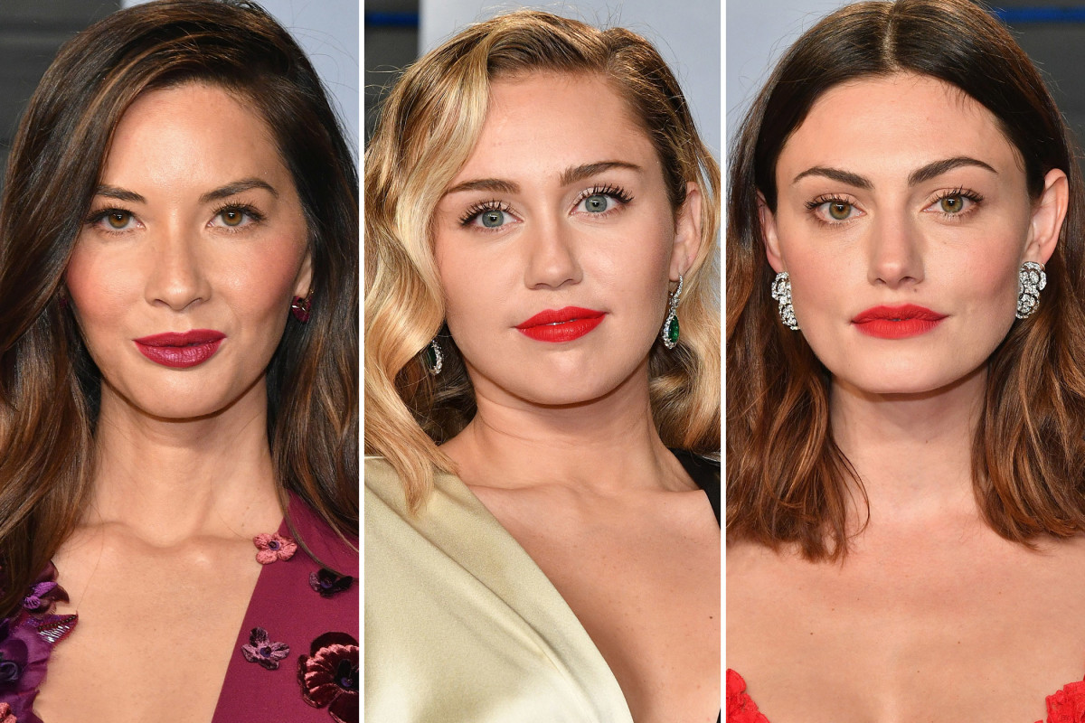 Oscars 2018 After Parties Best Skin Hair And Makeup Looks The