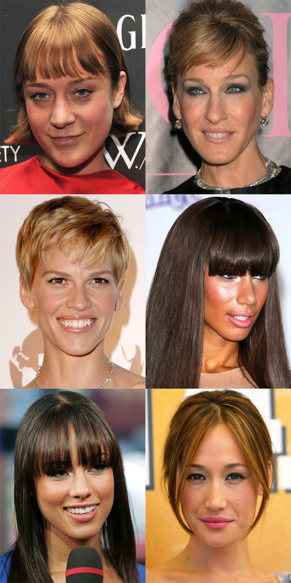Fine The Best And Worst Bangs For Long Face Shapes The Skincare Edit Schematic Wiring Diagrams Phreekkolirunnerswayorg