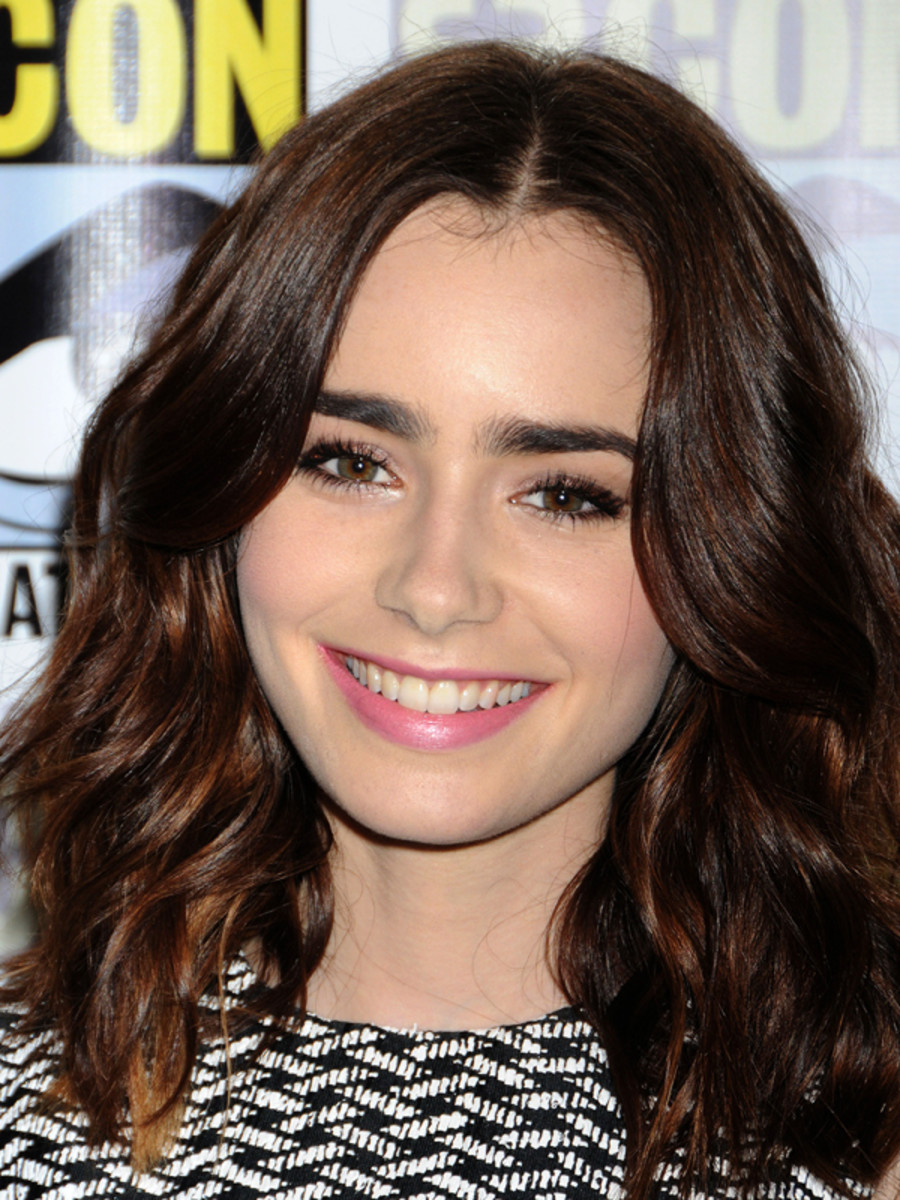 Lily Collins' 10 Best Hair and Makeup Looks