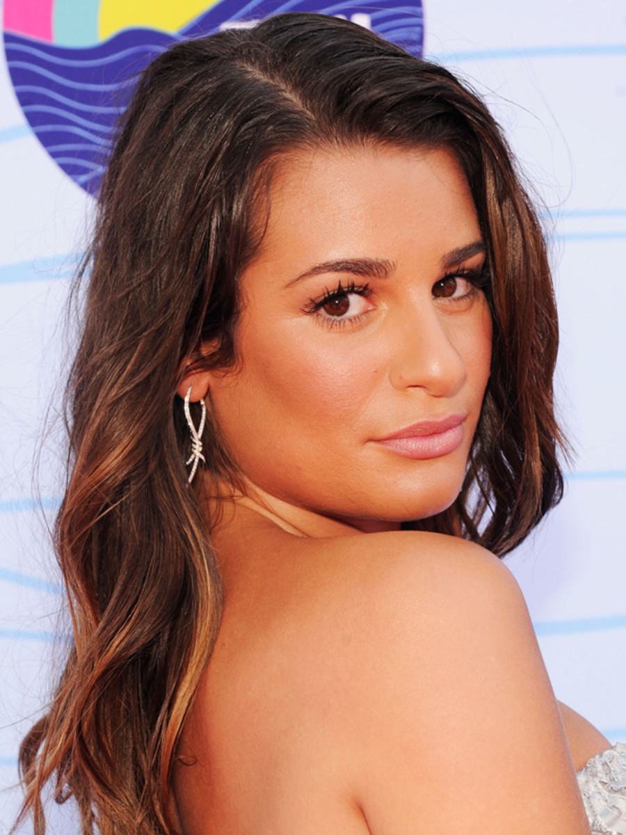 2012 Teen Choice Awards - Lea Michele
