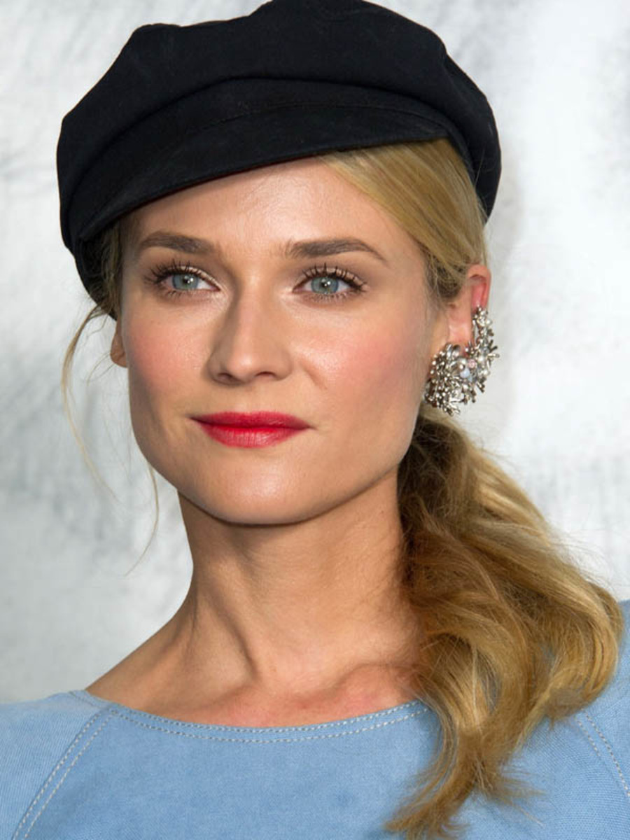Diane Kruger - Chanel Couture, July 2012