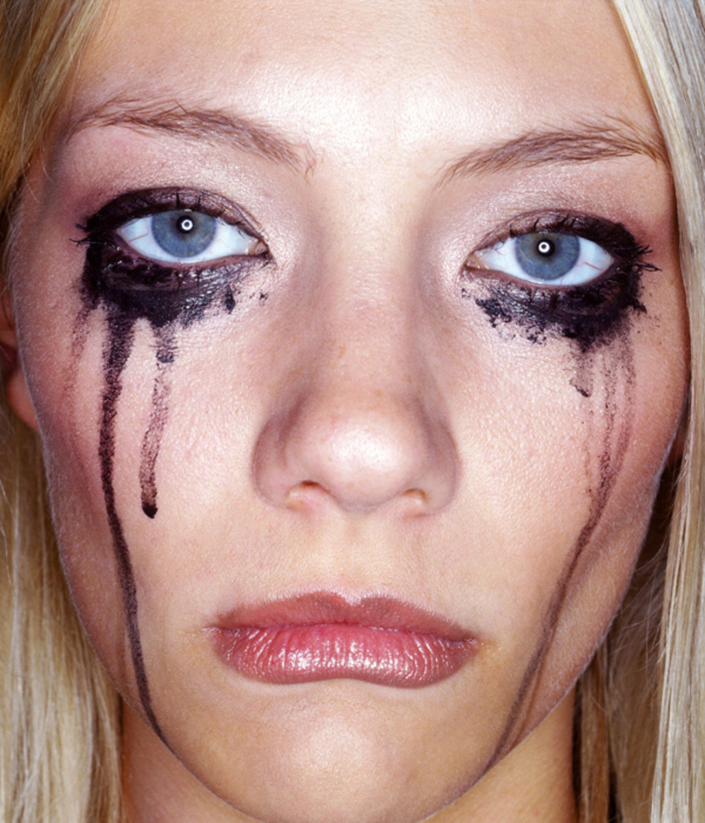 How to Look Like You Weren't Just Crying