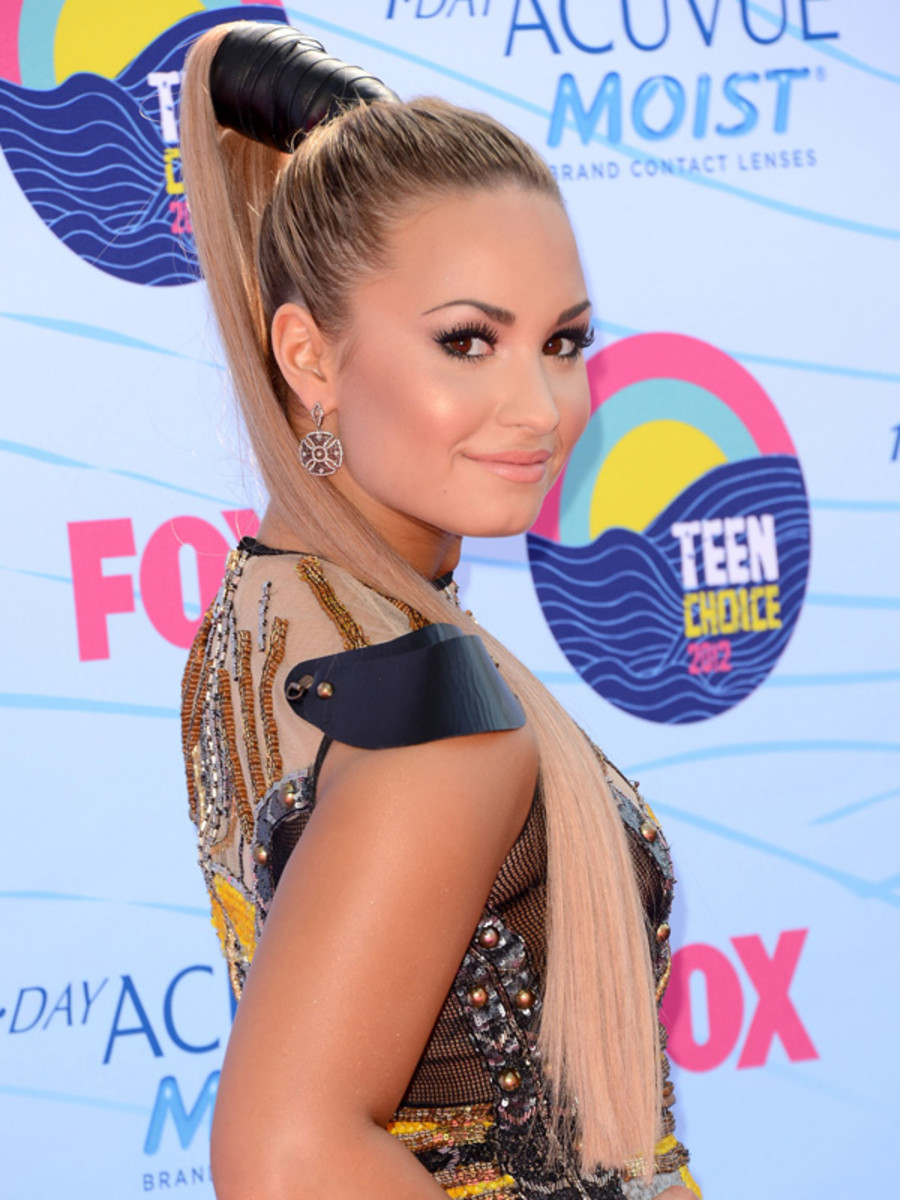 Teen Choice Awards 2012 - Demi Lovato