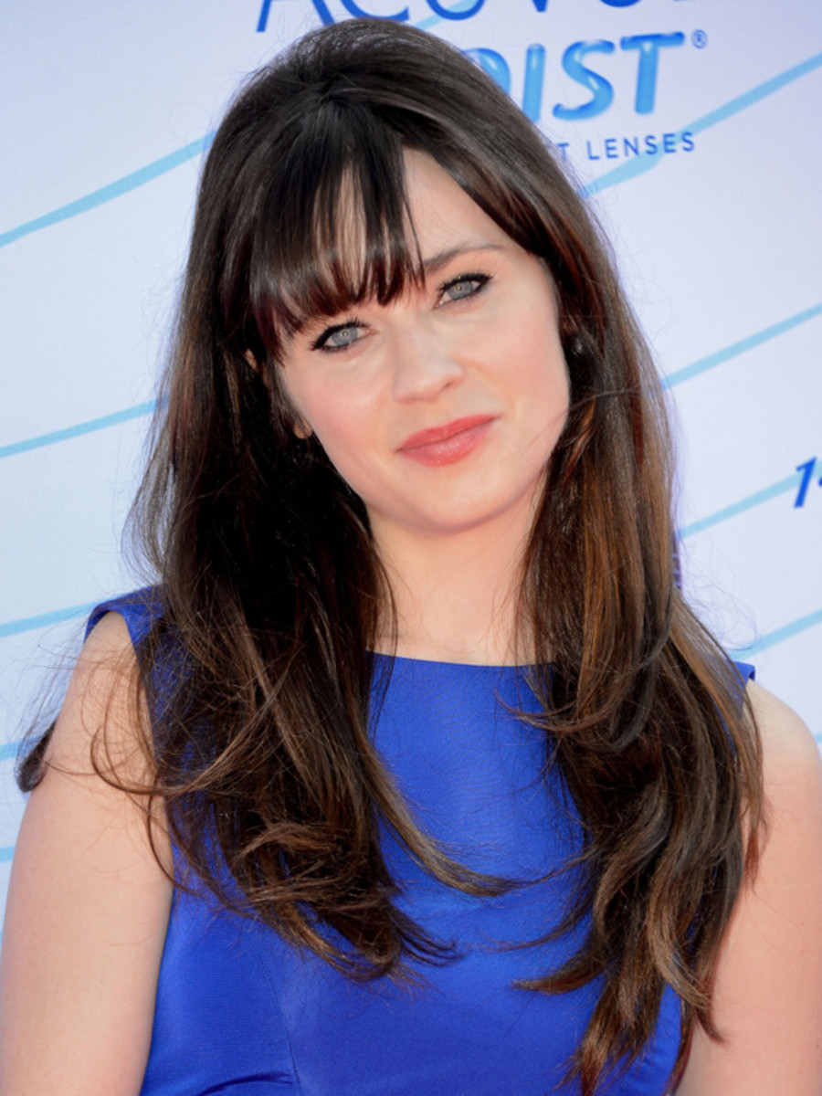 Teen Choice Awards 2012 - Zooey Deschanel