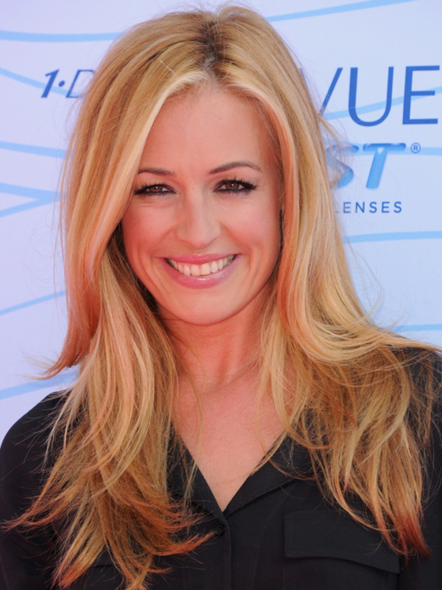 2012 Teen Choice Awards - Cat Deeley