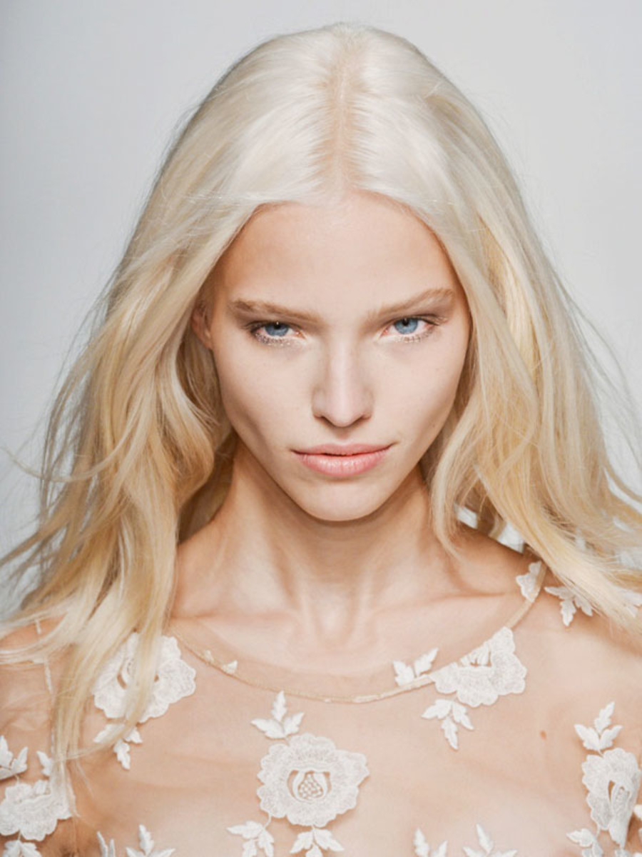 How And Why I Went Platinum Blonde At Home The Skincare Edit