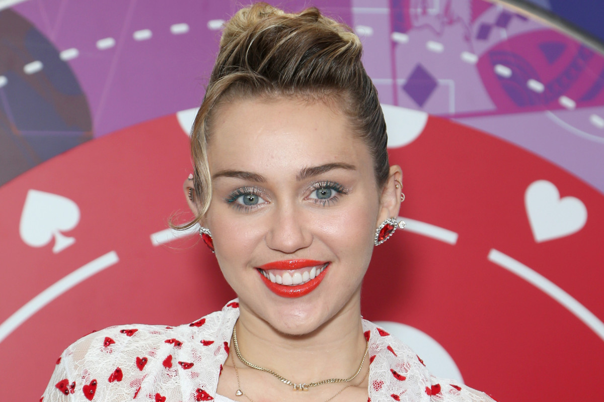 Miley Cyrus, Before and After - The Skincare Edit