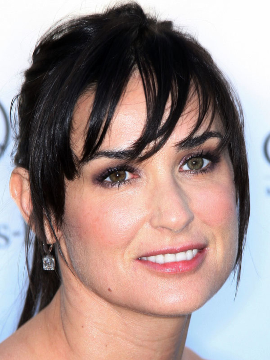 The Best (and Worst) Bangs for Square Face Shapes - The ...