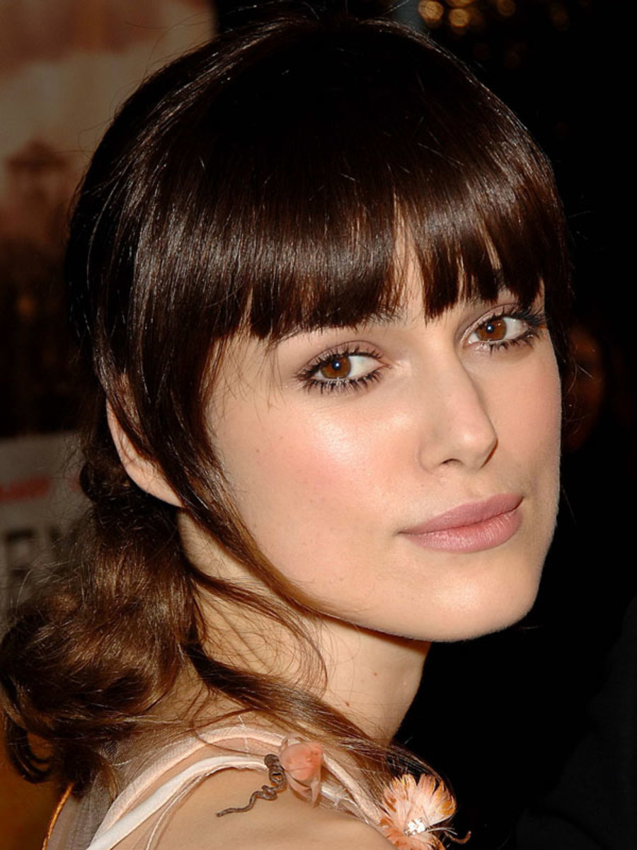 The Best (and Worst) Bangs for Square Face Shapes - The Skincare Edit