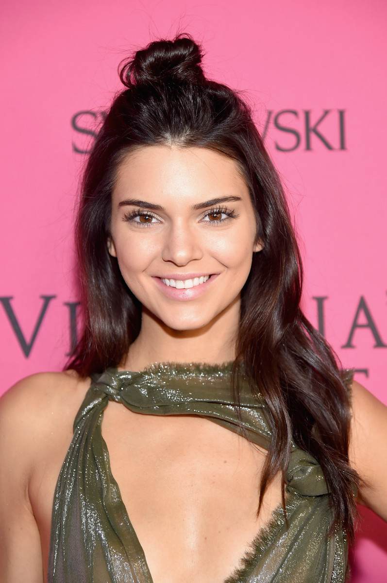 60332755e8a Kendall Jenner. Kendall Jenner at the 2015 Victoria s Secret Fashion Show  after-party.
