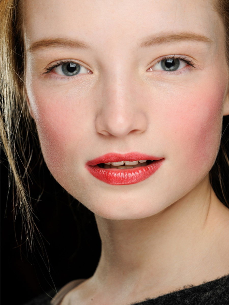 Michael Kors - Fall 2012 beauty