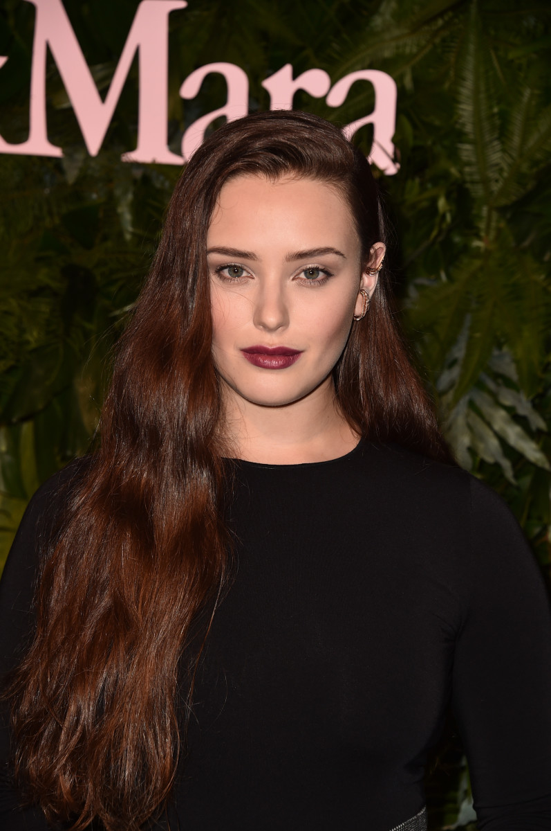 Katherine Langford, Max Mara Face of the Future event, 2018