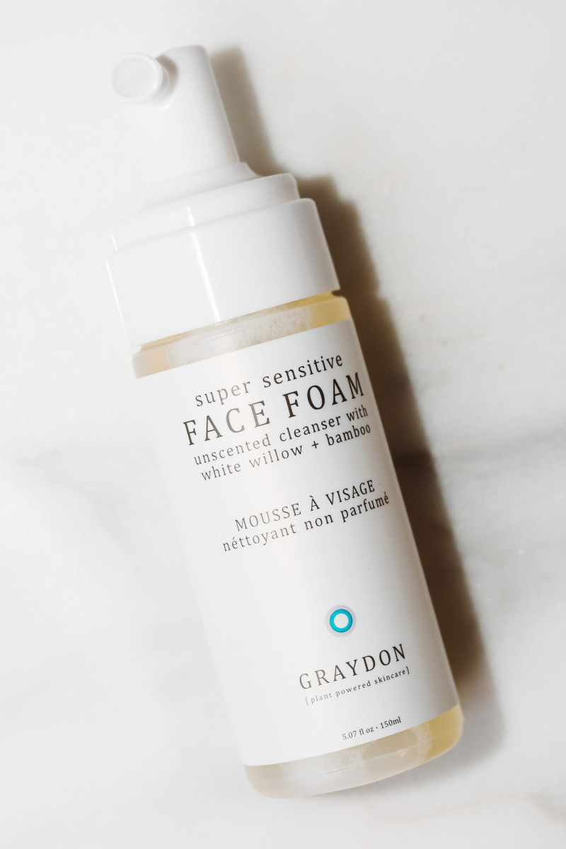 Graydon Super Sensitive Face Foam