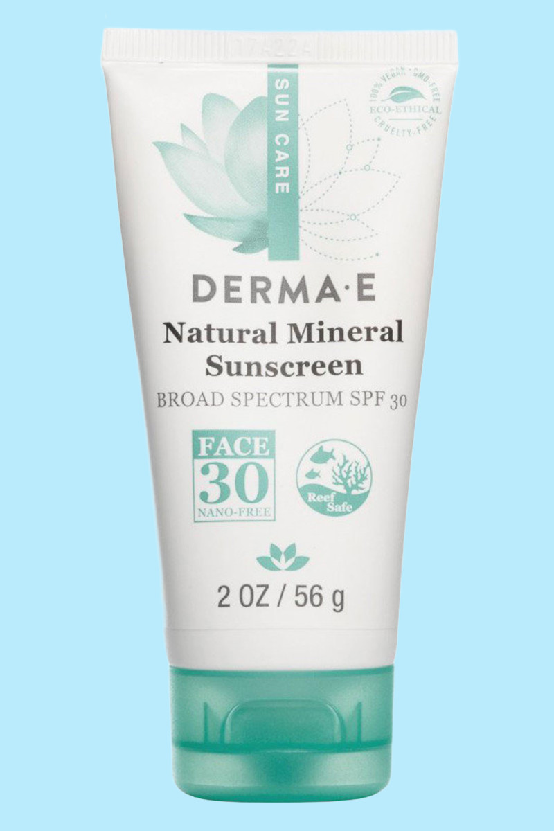 Derma E Natural Mineral Sunscreen SPF 30