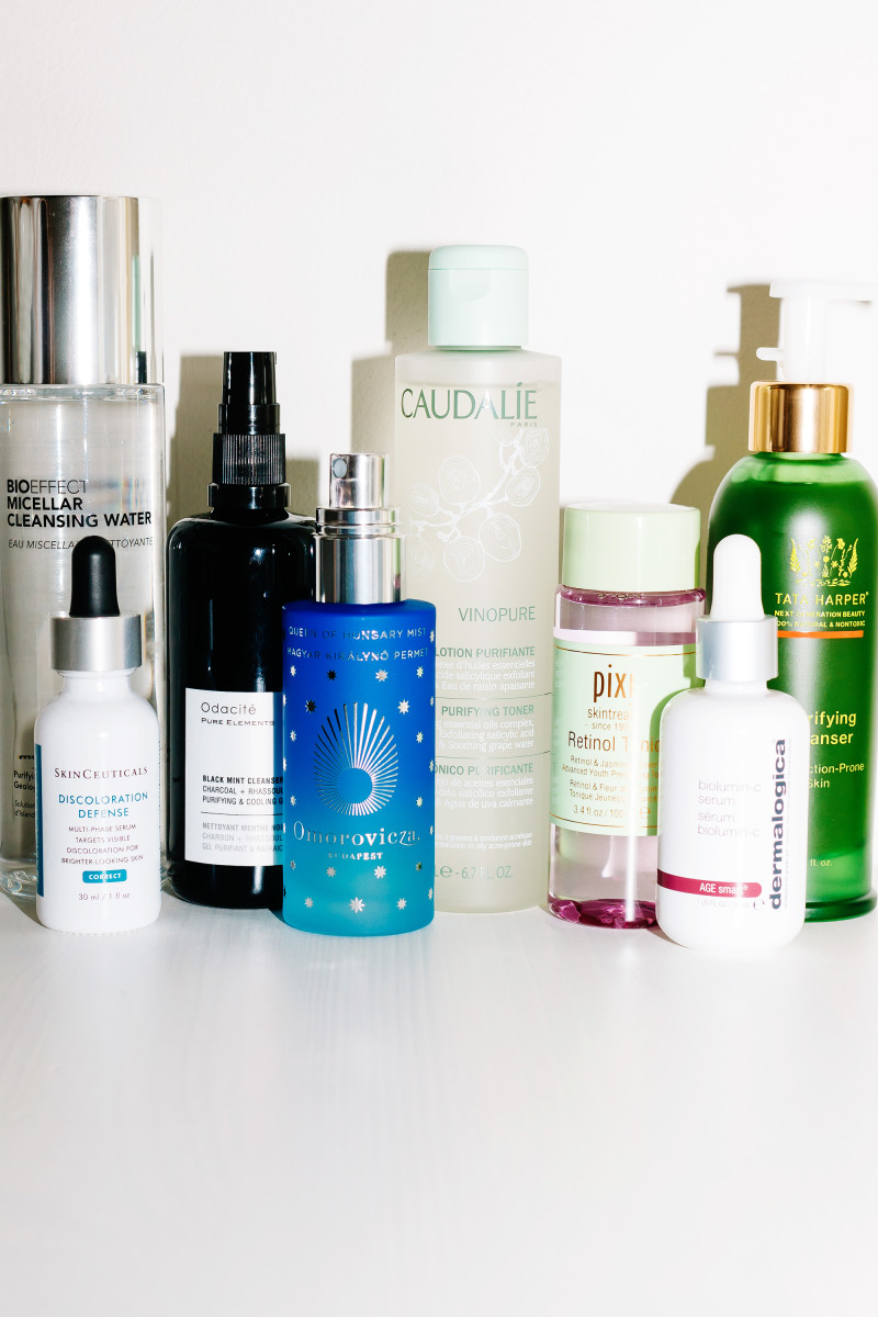 Best skincare products August 2018